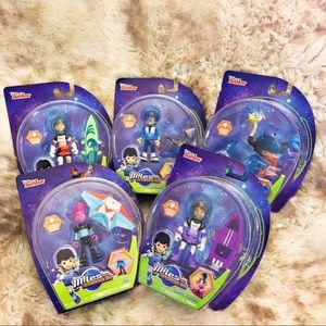 NEW Disney Junior Figures